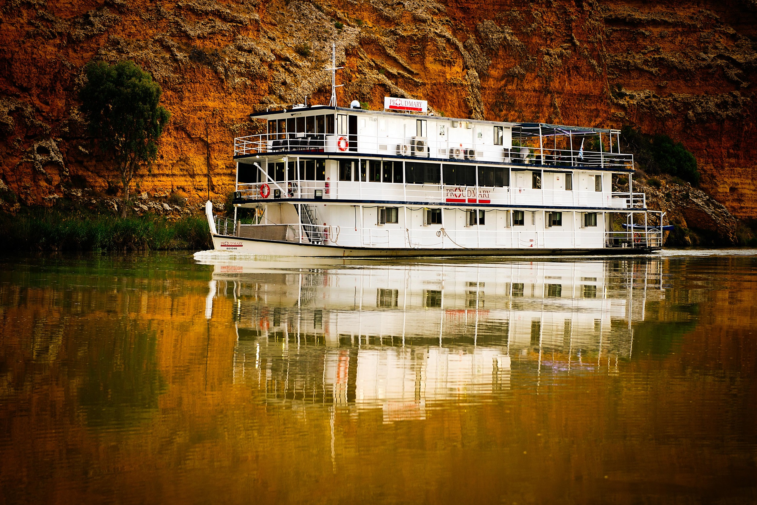 4 night murray river cruise captain cook cruises - HD2500×1668