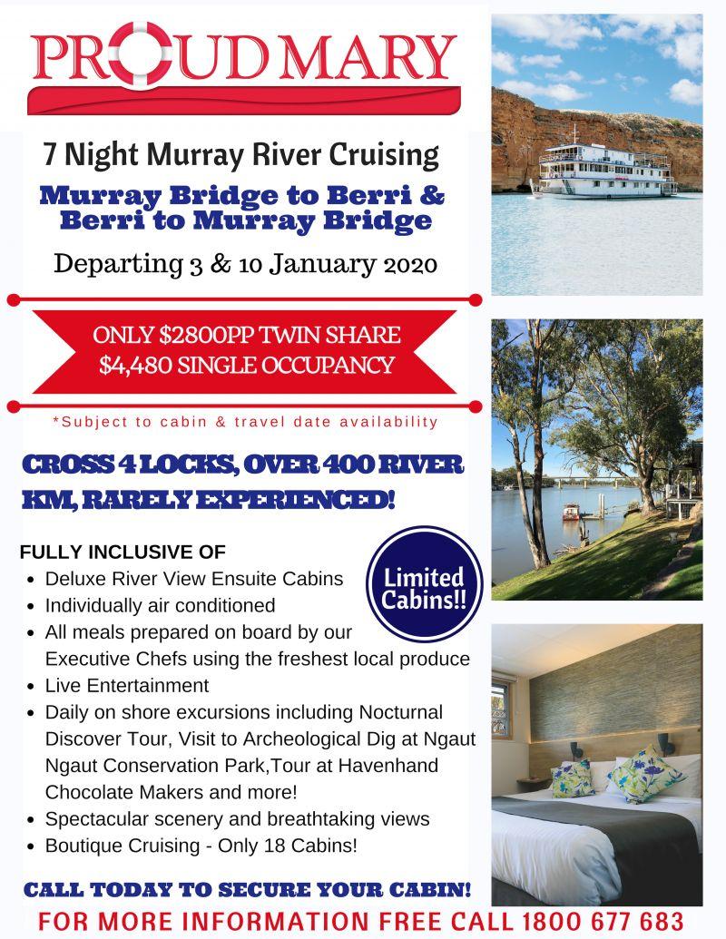 7 Night Cruises 2020