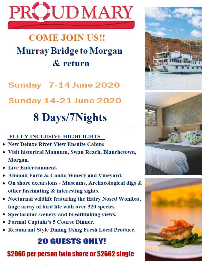 Morgan 2020 Flyer
